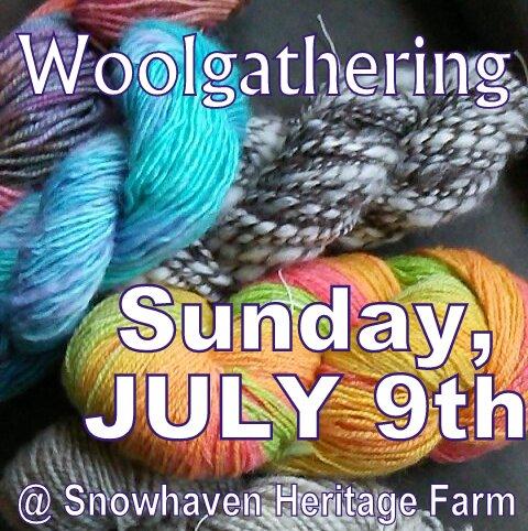 Woolgathering Announcement 7-9