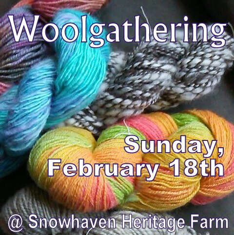 Woolgathering Announcement 2-18-18